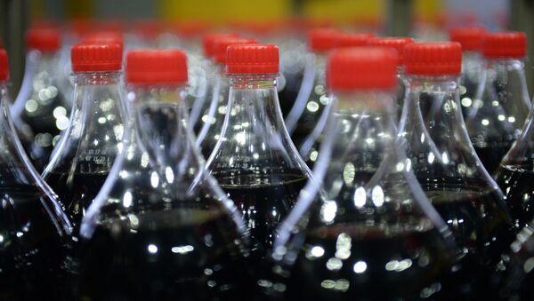 Botellas de bebida gaseosa - Sputnik Mundo