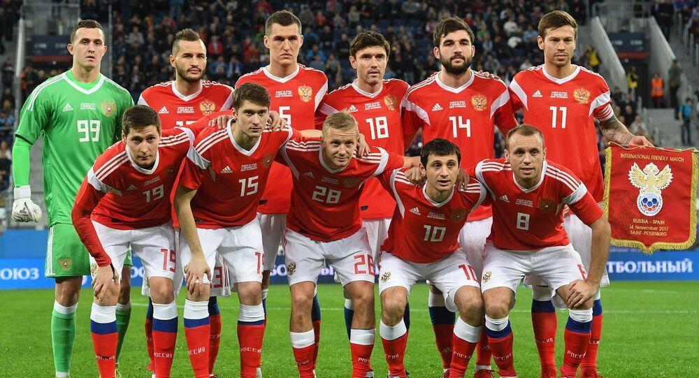Selección de Rusia