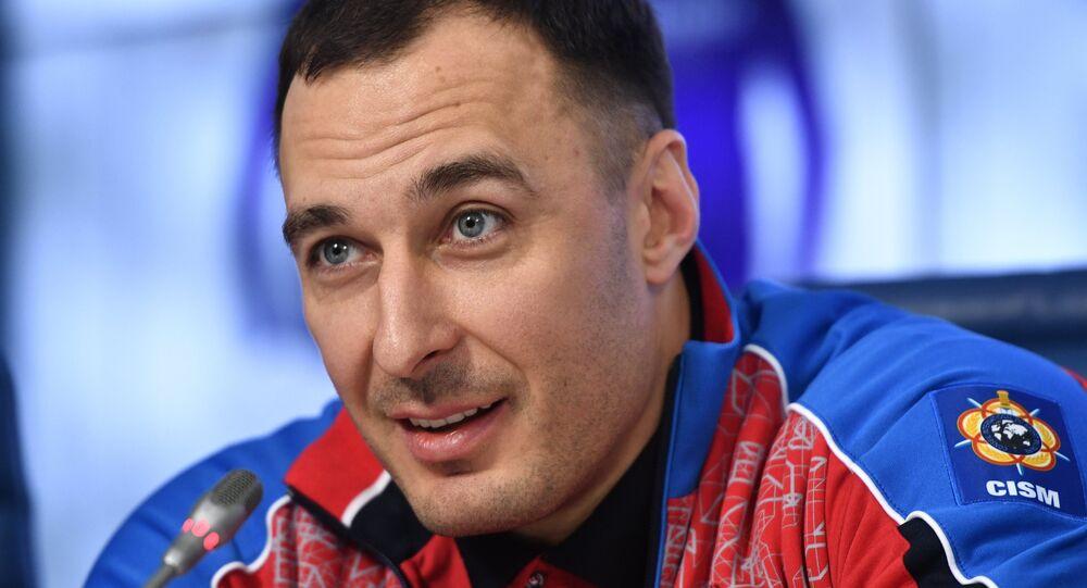 Alexey Voevoda, el deportista ruso de bobsleigh