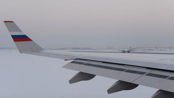 Un avión ruso (imagen referencial) - Sputnik Mundo