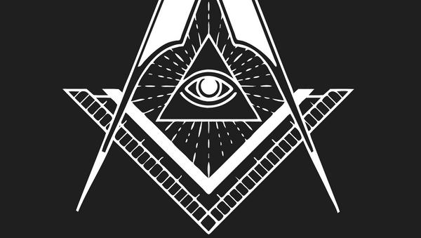 El símbolo de la masonería - Sputnik Mundo