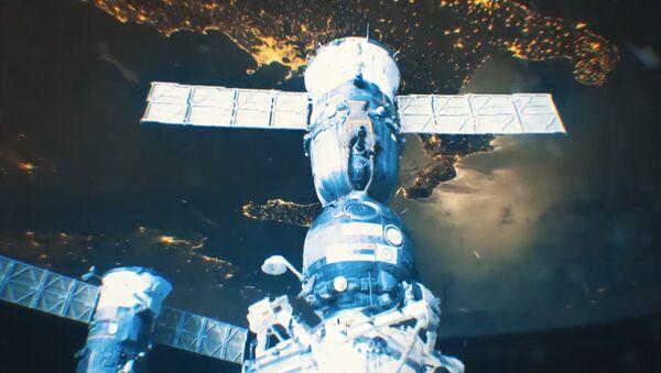 Un cosmonauta toma impresionantes fotos espaciales de las sedes del Mundial - Sputnik Mundo