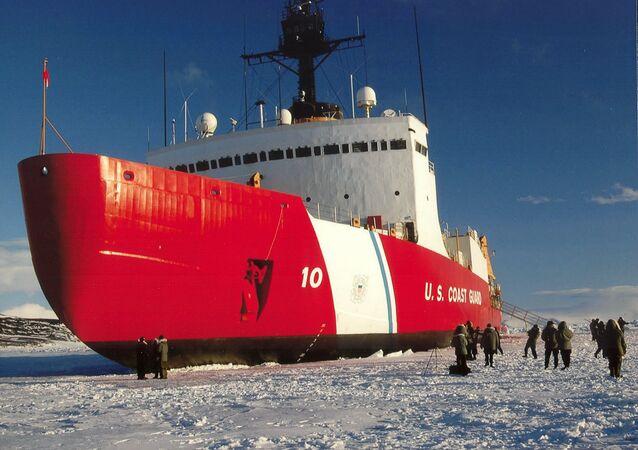 El rompehielos estadounidense Polar Star (archivo)