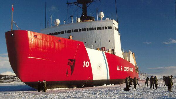 El rompehielos estadounidense Polar Star - Sputnik Mundo