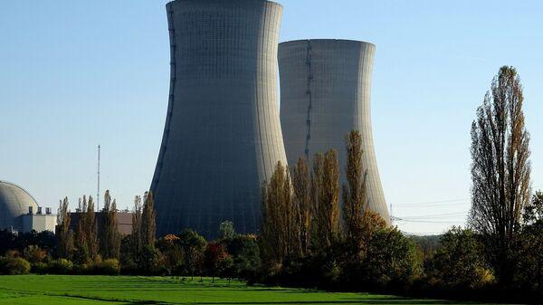 Planta nuclear (imágen referencial) - Sputnik Mundo