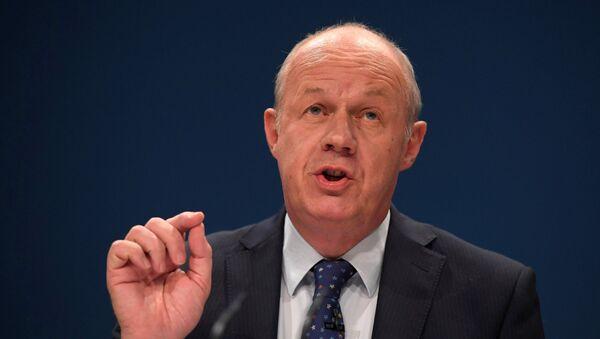 Damian Green, viceprimer ministro británico - Sputnik Mundo