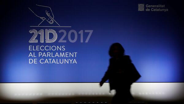Elecciones autonómicas en Cataluña - Sputnik Mundo