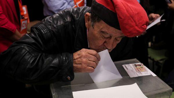 Las elecciones en Cataluña - Sputnik Mundo