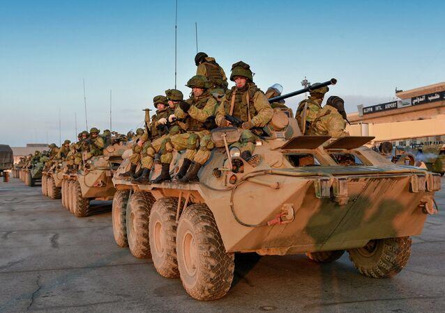 El despertar del oso: los mayores logros de las Fuerzas Armadas rusas en 2017