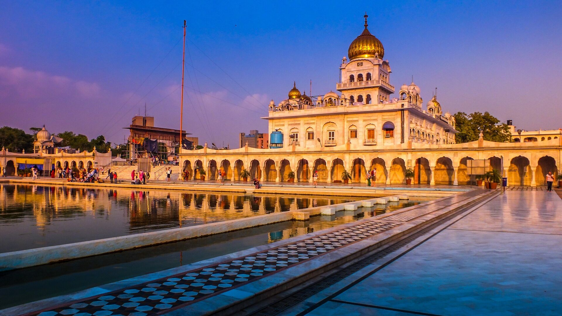 Nueva Delhi, la capital de la India - Sputnik Mundo, 1920, 28.06.2021