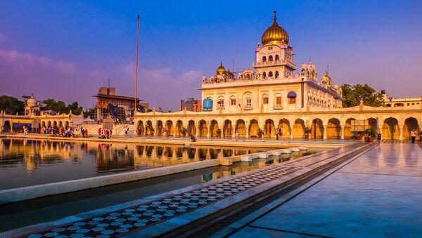 Nueva Delhi, la capital de la India - Sputnik Mundo