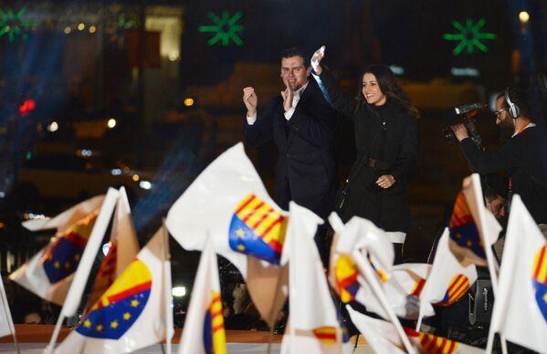 21-D, el día que Cataluña decidió su futuro - Sputnik Mundo