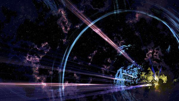 Espacio, imagen referencial - Sputnik Mundo