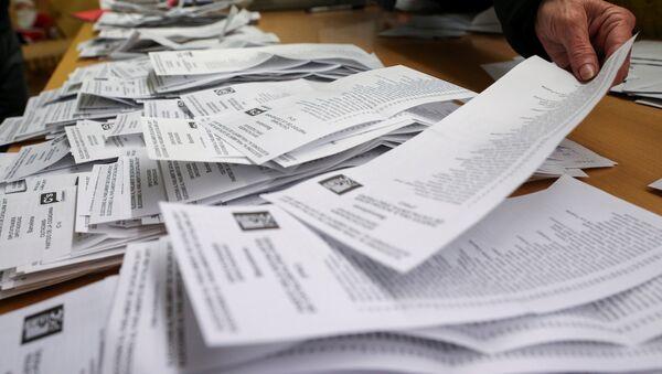 Las elecciones del 21-D en Cataluña - Sputnik Mundo