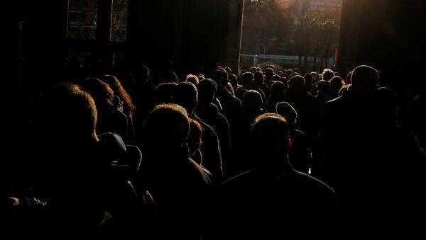 Las elecciones del 21-D en Barcelona, Cataluña - Sputnik Mundo