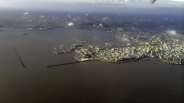 El puerto de Montevideo (archivo) - Sputnik Mundo