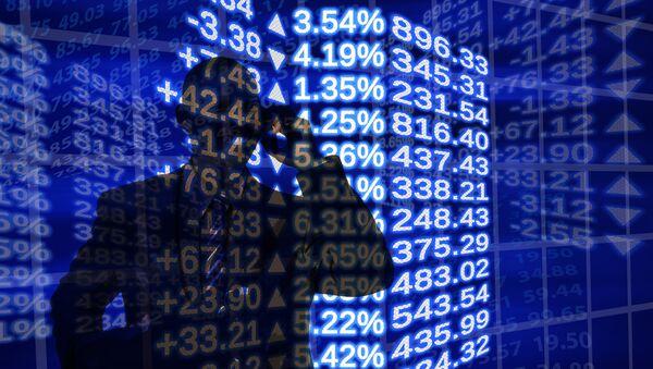 Bolsa de valores (imagen referencial) - Sputnik Mundo