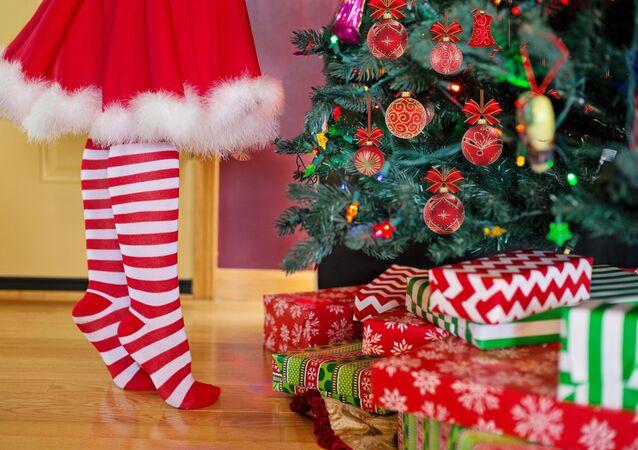 Regalos de Navidad (imagen referencial)