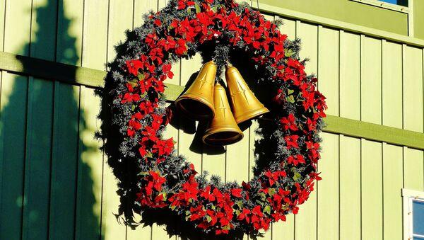 La Navidad (imagen referencial) - Sputnik Mundo