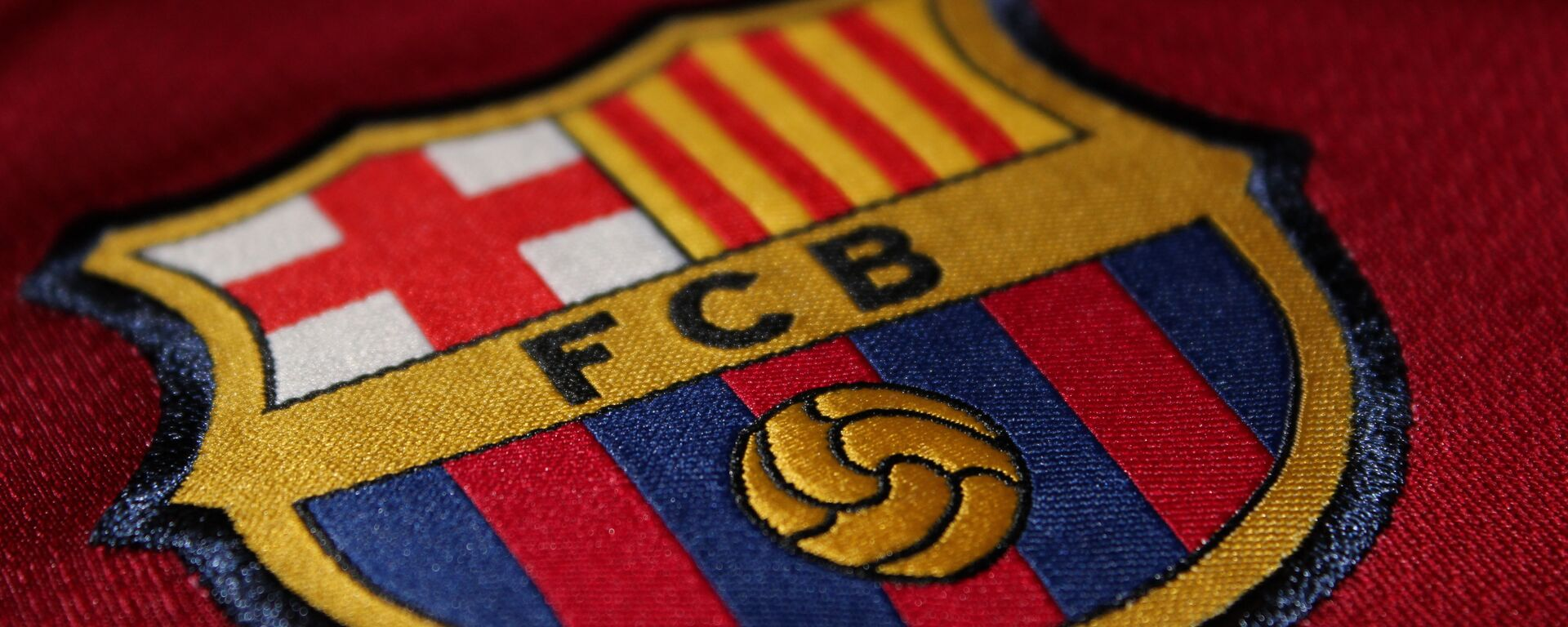 Logo de FC Barcelona - Sputnik Mundo, 1920, 23.04.2021