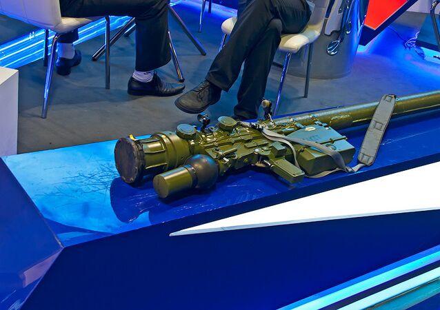 Verba, sistema de defensa aérea portátil (imagen referencial)