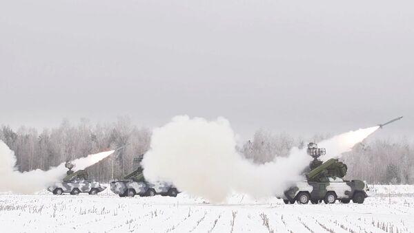 El Ministerio de Defensa de Rusia ha publicado un vídeo con el motivo del Día de las Tropas de Defensa Antiaérea - Sputnik Mundo