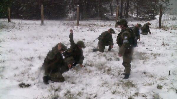 Perros y explosiones: los ejercicios tácticos de la ingeniería militar de Rusia - Sputnik Mundo