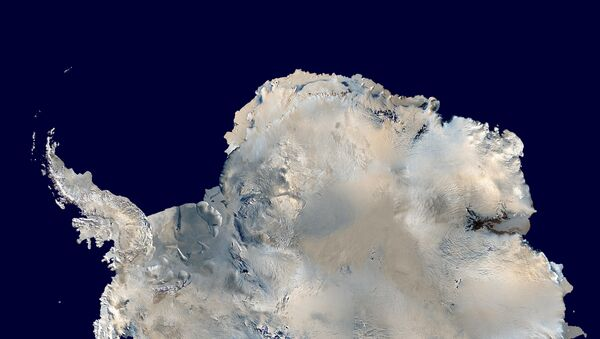 Imagen satelital de la Antártida - Sputnik Mundo