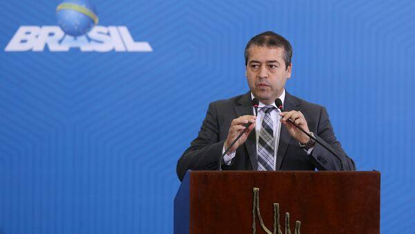 Ronaldo Nogueira, ministro de Trabajo de Brasil - Sputnik Mundo