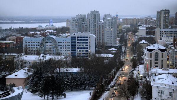 Jabárovsk (Rusia) - Sputnik Mundo