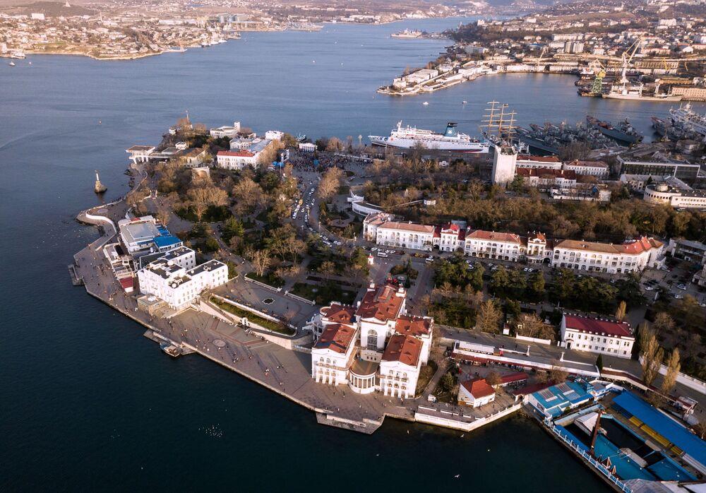 Impresionantes imágenes de Crimea que hacen enamorarse a primera vista