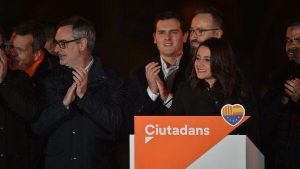 La formación liberal Ciudadanos - Sputnik Mundo