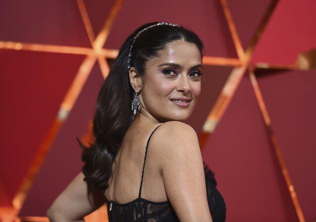 Salma Hayek, actriz