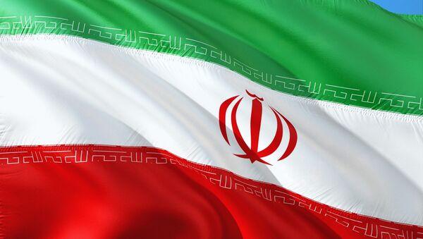 La bandera de Irán - Sputnik Mundo