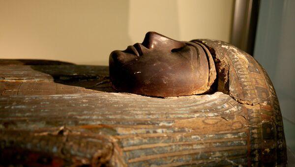 Una momia de Egipcio - Sputnik Mundo