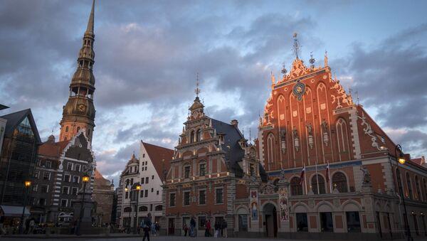 Riga, calipal de Letonia - Sputnik Mundo