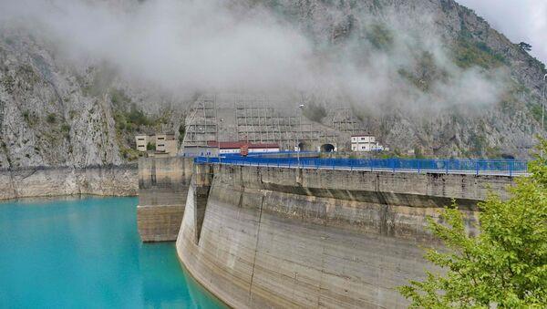 Planta hidroeléctrica - Sputnik Mundo