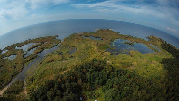 El lago de Ládoga - Sputnik Mundo