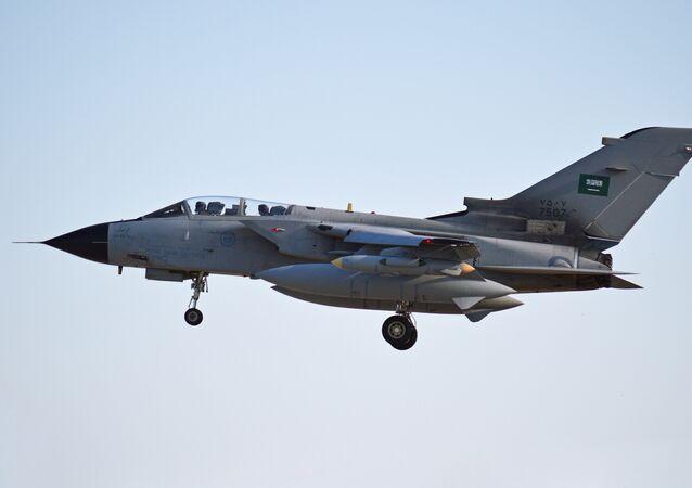 Panavia Tornado saudí