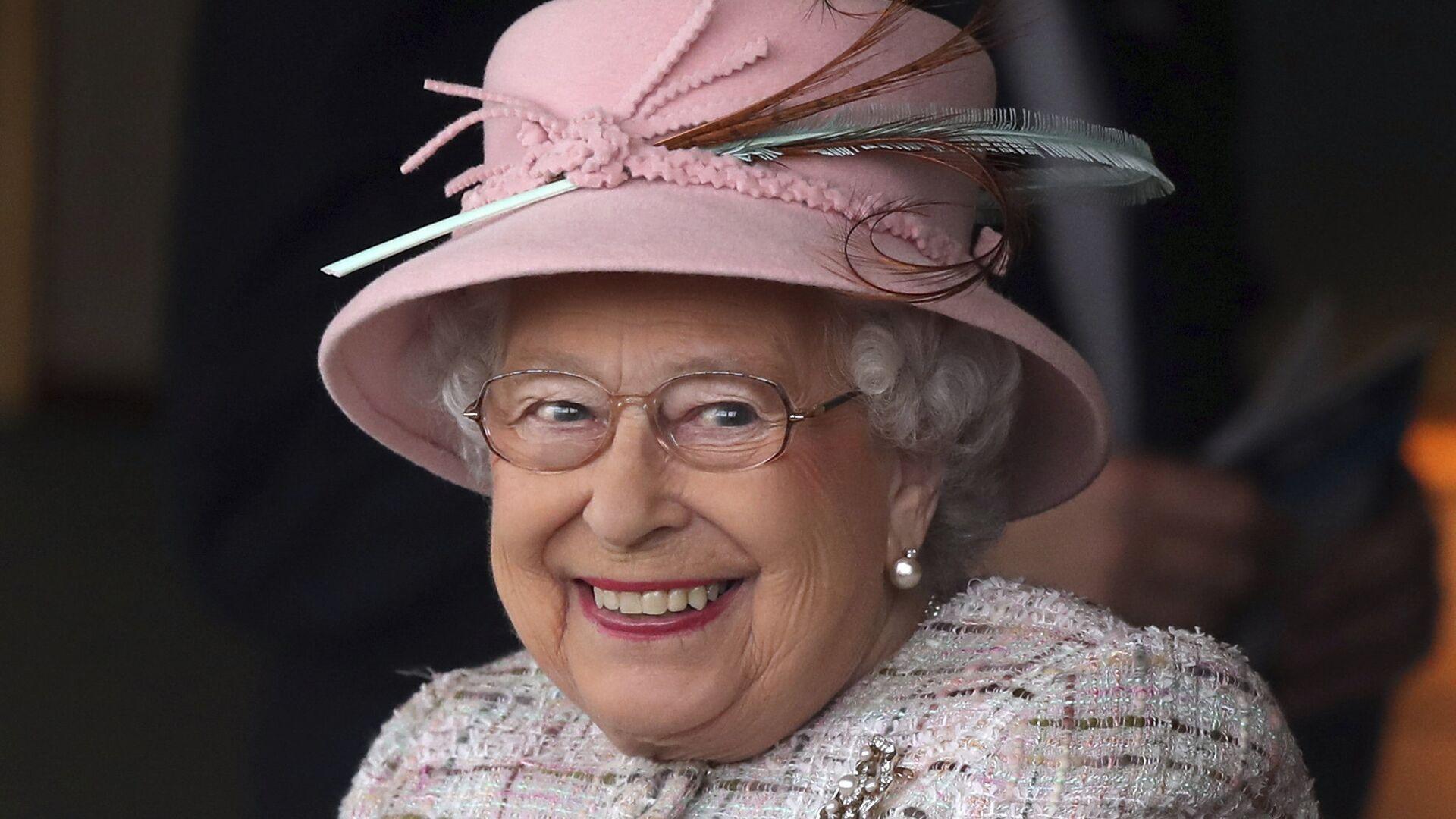 Reina Isabel II del Reino Unido - Sputnik Mundo, 1920, 05.06.2021