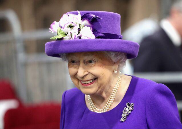 Reina Isabel II del Reino Unido