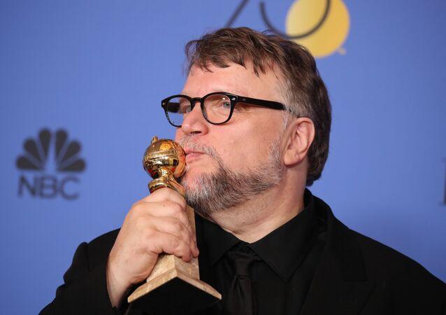 Guillermo del Toro, сineasta mexicano