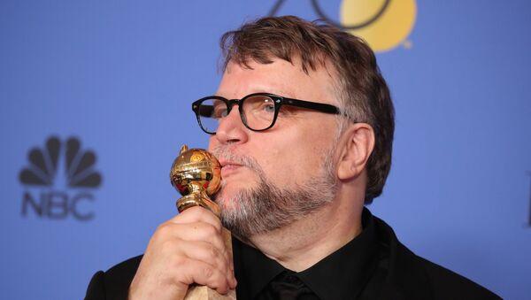 Guillermo del Toro, сineasta mexicano - Sputnik Mundo