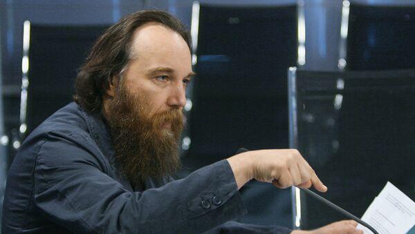 El filósofo, escritor y sociólogo ruso Alexandr Duguin - Sputnik Mundo