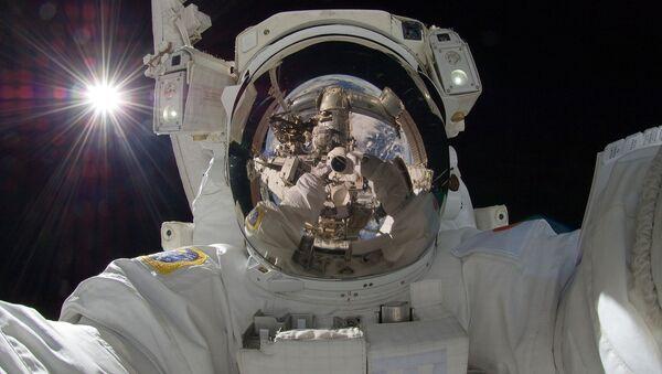 Un astronauta (imagen referencial) - Sputnik Mundo