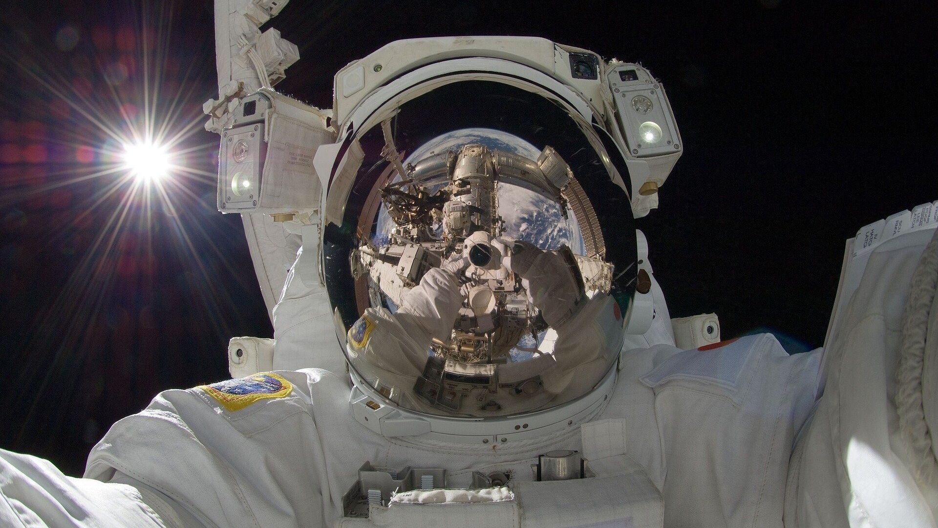 Un astronauta (imagen referencial) - Sputnik Mundo, 1920, 20.06.2021