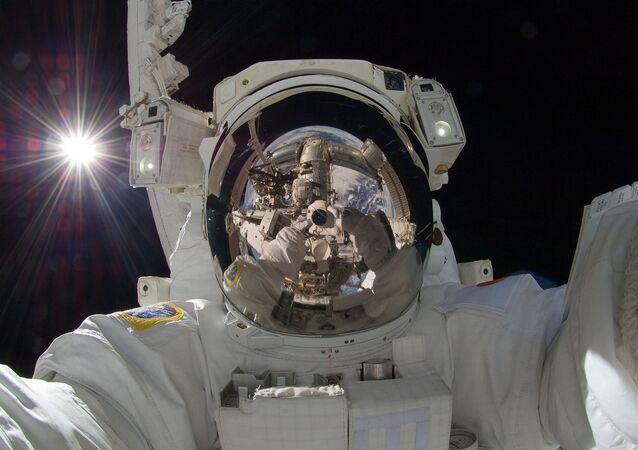 Un astronauta (imagen referencial)