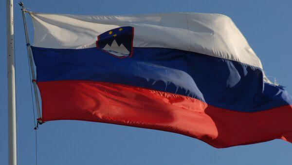 Bandera de Eslovenia - Sputnik Mundo