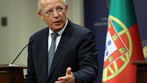 Augusto Santos Silva, canciller portugués - Sputnik Mundo