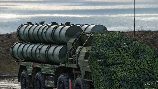 S-400 en Crimea - Sputnik Mundo